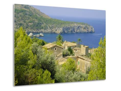 Lluch Alcari, Where Picasso Once Lived, on the Northwest Coast of the Island, Balearic Islands-Kathy Collins-Metal Print