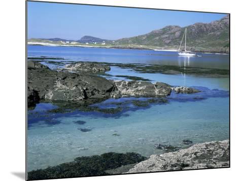 Sanna Beach from Portuairk, Ardnamurchan, Highland Region, Scotland, United Kingdom-Kathy Collins-Mounted Photographic Print