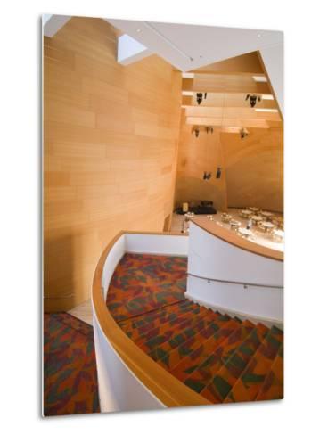 Interior, Walt Disney Concert Hall, Part of Los Angeles Music Center, Downtown-Ethel Davies-Metal Print