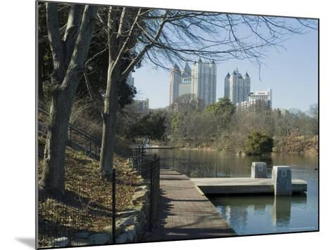 Inman Park, Atlanta, Georgia, USA-Ethel Davies-Mounted Photographic Print