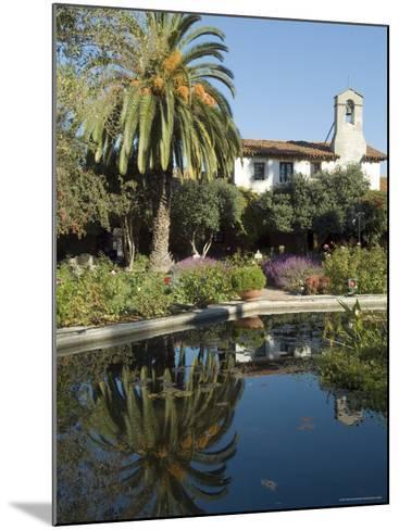 Mission San Jaun Capistrano, California, USA-Ethel Davies-Mounted Photographic Print