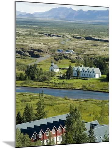 Thingvellir, Iceland-Ethel Davies-Mounted Photographic Print