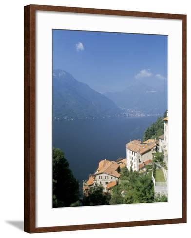 Lake Como, Italian Lakes, Italy-James Emmerson-Framed Art Print