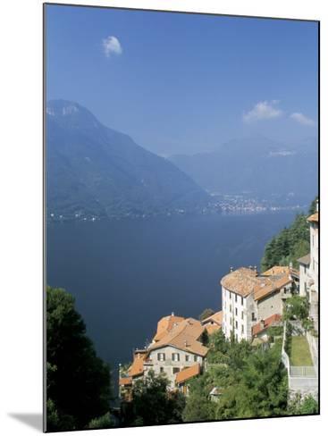 Lake Como, Italian Lakes, Italy-James Emmerson-Mounted Photographic Print