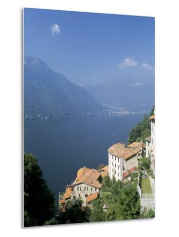 Lake Como, Italian Lakes, Italy-James Emmerson-Metal Print