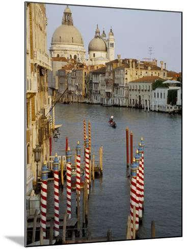 Grand Canal and Santa Maria Salute, Venice, Unesco World Heritage Site, Veneto, Italy-James Emmerson-Mounted Photographic Print