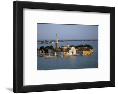 Isola San Giorgio, Venice, Veneto, Italy-James Emmerson-Framed Art Print
