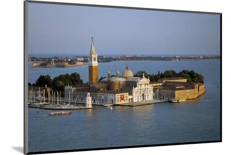 Isola San Giorgio, Venice, Veneto, Italy-James Emmerson-Mounted Photographic Print