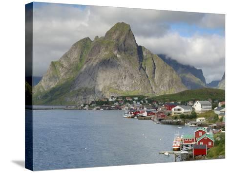 Reine, Moskenesoya, Lofoten Islands, Norway, Scandinavia-Gary Cook-Stretched Canvas Print