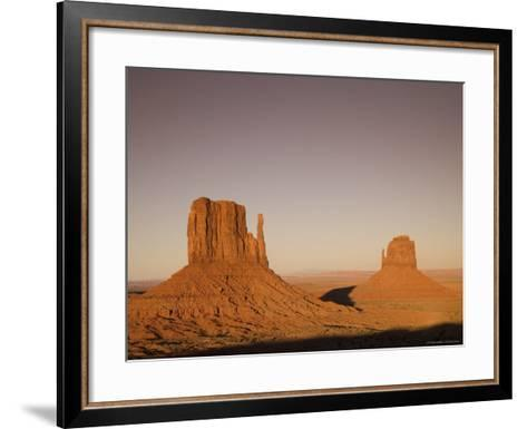 Monument Valley Navajo Tribal Park, Utah Arizona Border Area, USA-Angelo Cavalli-Framed Art Print