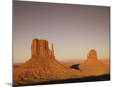 Monument Valley Navajo Tribal Park, Utah Arizona Border Area, USA-Angelo Cavalli-Mounted Photographic Print