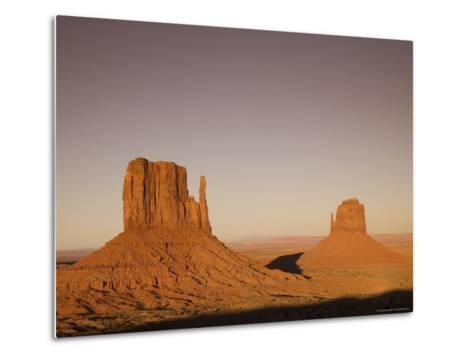 Monument Valley Navajo Tribal Park, Utah Arizona Border Area, USA-Angelo Cavalli-Metal Print