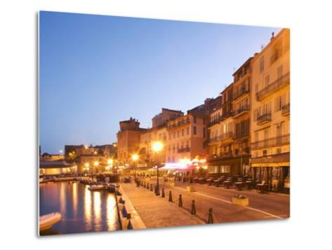 Villefranche Sur Mer, Alpes Maritimes, Provence, Cote d'Azur, French Riviera, France-Angelo Cavalli-Metal Print