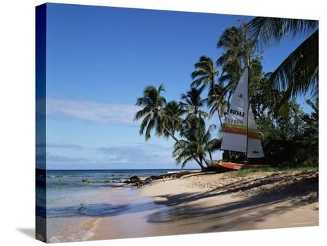 Barbados, West Indies, Caribbean, Central America-Robert Harding-Stretched Canvas Print