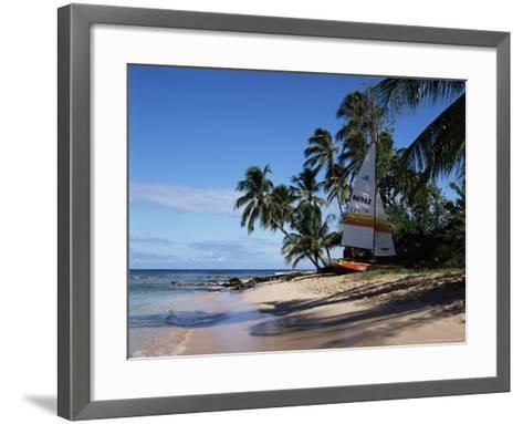 Barbados, West Indies, Caribbean, Central America-Robert Harding-Framed Art Print