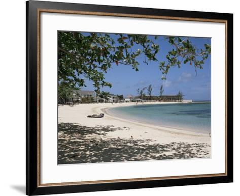Half Moon Club, Montego Bay, Jamaica, West Indies, Caribbean, Central America-Robert Harding-Framed Art Print