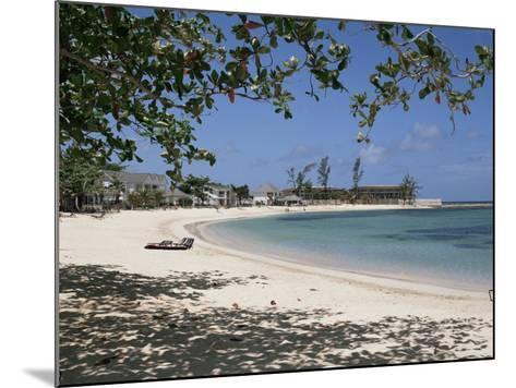 Half Moon Club, Montego Bay, Jamaica, West Indies, Caribbean, Central America-Robert Harding-Mounted Photographic Print