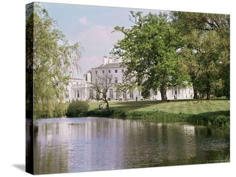 Frogmore Gardens, Resting Place of Many Royals, Windsor, Berkshire, England, United Kingdom-Robert Harding-Stretched Canvas Print