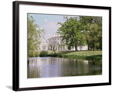 Frogmore Gardens, Resting Place of Many Royals, Windsor, Berkshire, England, United Kingdom-Robert Harding-Framed Art Print
