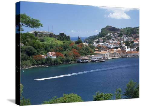 St. George's, Grenada, Windward Islands, West Indies, Caribbean, Central America-Robert Harding-Stretched Canvas Print