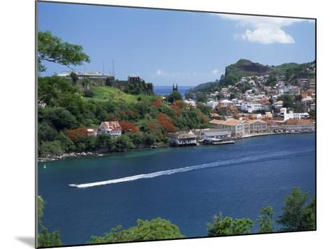 St. George's, Grenada, Windward Islands, West Indies, Caribbean, Central America-Robert Harding-Mounted Photographic Print