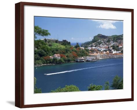 St. George's, Grenada, Windward Islands, West Indies, Caribbean, Central America-Robert Harding-Framed Art Print