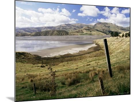 Banks Peninsula, South Island, New Zealand-Ken Gillham-Mounted Photographic Print