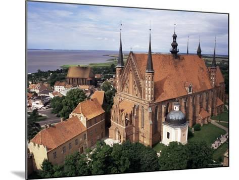 Cathedral Dating from the 14th Century, Frombork, Poland-Ken Gillham-Mounted Photographic Print
