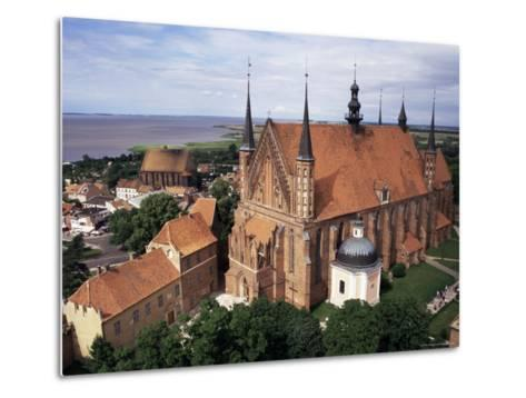 Cathedral Dating from the 14th Century, Frombork, Poland-Ken Gillham-Metal Print
