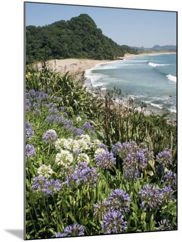 Hot Water Beach, Coromandel Peninsula, South Auckland, New Zealand-Ken Gillham-Mounted Photographic Print