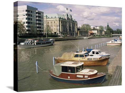 Turku, Finland, Scandinavia-Ken Gillham-Stretched Canvas Print