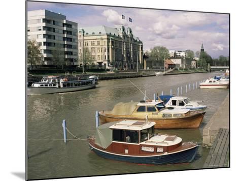 Turku, Finland, Scandinavia-Ken Gillham-Mounted Photographic Print