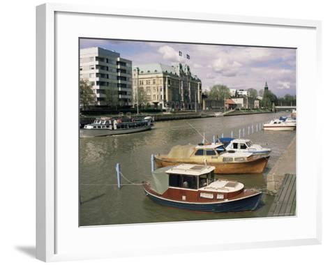 Turku, Finland, Scandinavia-Ken Gillham-Framed Art Print