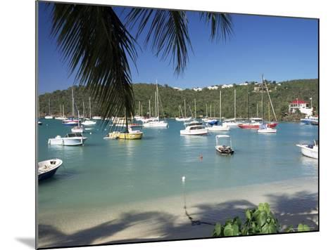 Admiralty Bay, Bequia, the Grenadines, Windward Islands, West Indies, Caribbean, Central America-Ken Gillham-Mounted Photographic Print