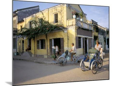 Typical Houses, Hoi An, Vietnam, Southeast Asia-Tim Hall-Mounted Photographic Print