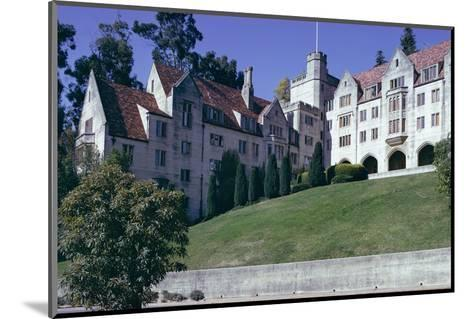 Berkeley University, Near San Francisco, California, USA-Walter Rawlings-Mounted Photographic Print