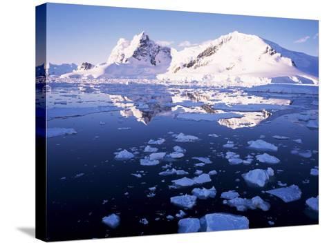West Coast, Antarctic Peninsula, Antarctica, Polar Regions-Geoff Renner-Stretched Canvas Print
