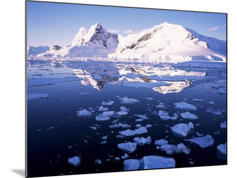 West Coast, Antarctic Peninsula, Antarctica, Polar Regions-Geoff Renner-Mounted Photographic Print