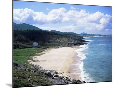 West Coast Near Muros, Galicia, Spain-Geoff Renner-Mounted Photographic Print