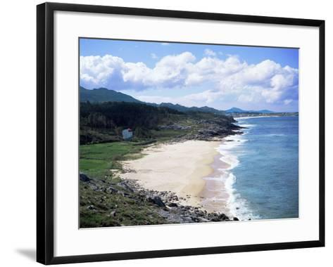 West Coast Near Muros, Galicia, Spain-Geoff Renner-Framed Art Print
