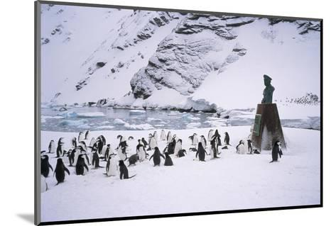 Point Wild, One of the Most Historic Locations in the Antarctic, Antarctica-Geoff Renner-Mounted Photographic Print