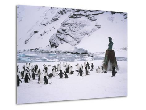 Point Wild, One of the Most Historic Locations in the Antarctic, Antarctica-Geoff Renner-Metal Print