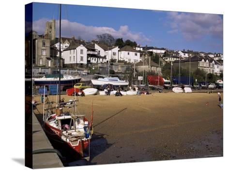 Leigh-On-Sea, Essex, England, United Kingdom-Jenny Pate-Stretched Canvas Print