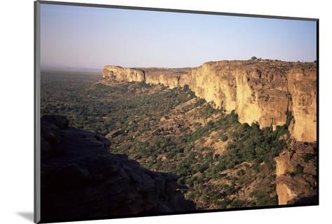 The Bandiagara Escarpment, Dogon Area, Mali, Africa-Jenny Pate-Mounted Photographic Print