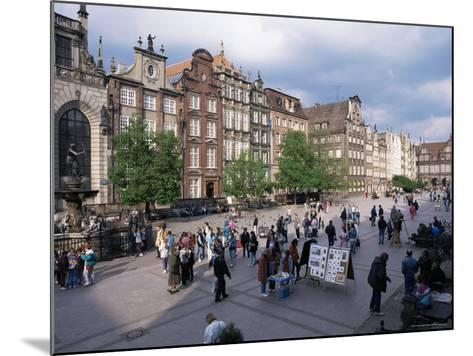 Centre, Gdansk, Poland-Gavin Hellier-Mounted Photographic Print
