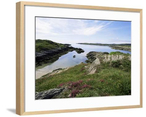 Cove, Near Schull, Co. Cork, Munster, Eire (Republic of Ireland)-David Hughes-Framed Art Print