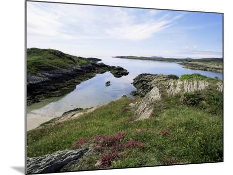 Cove, Near Schull, Co. Cork, Munster, Eire (Republic of Ireland)-David Hughes-Mounted Photographic Print