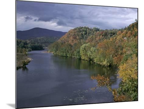 James River, Blue Ridge Parkway, Virginia, USA-James Green-Mounted Photographic Print