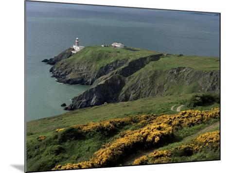 Howth Head Lighthouse, County Dublin, Eire (Republic of Ireland)-G Richardson-Mounted Photographic Print