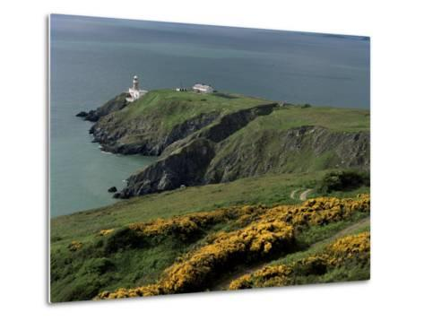 Howth Head Lighthouse, County Dublin, Eire (Republic of Ireland)-G Richardson-Metal Print